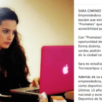 Parlem amb Sara Gimenez, guanyadora de la 1a Edició dels Premis d'Acció Social en la categoria d'emprenedoria