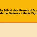 Convocatòria oberta per als Premis d'Acció Social 2015