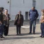 El jurat visita l'Horta de Santa Clara