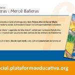 L'acte d'entrega dels Premis d'Acció Social tindrà lloc el proper Dia de Sant Jordi al CaixaForum de Girona