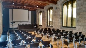 Us esperem el 23 d'Abril a les 12h al Caixafòrum de Girona!